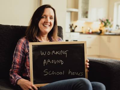 Q&A with local home helper and mum of two link